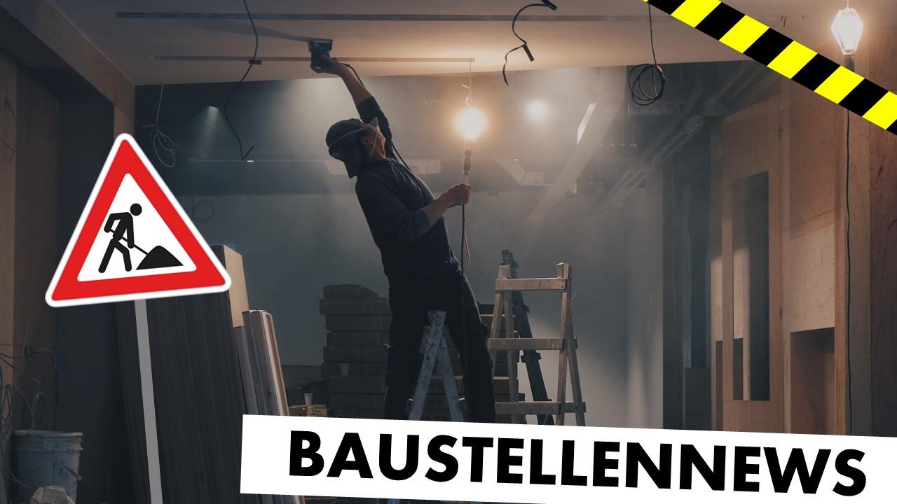 Baustellen-News